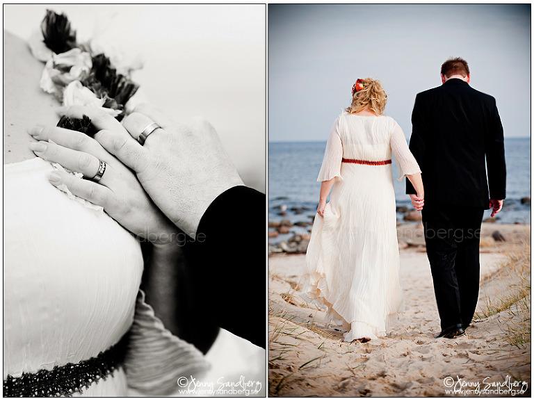 Bröllopsfotograf Skåne Jenny Sandberg