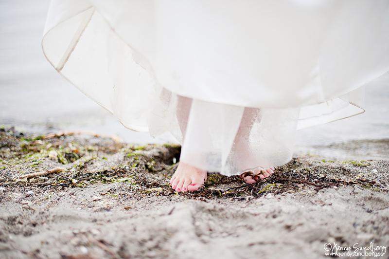 Bröllopsfotograf Skåne, Trash The Dress, Fotograf Skåne