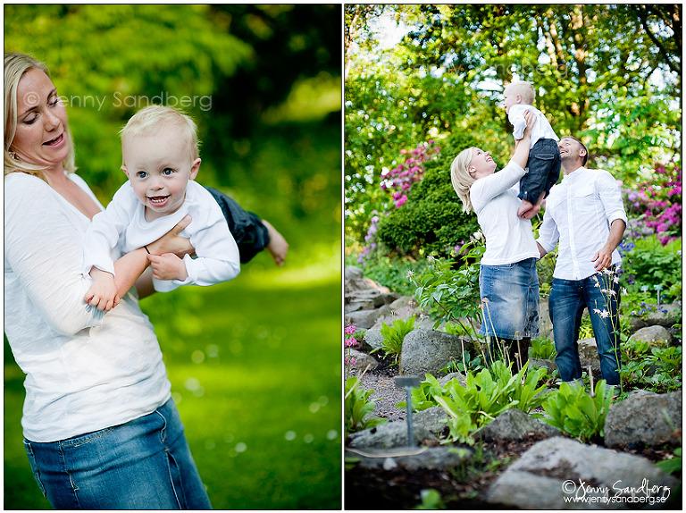 Familjeporträtt Jenny Sandberg Fotograf Skåne