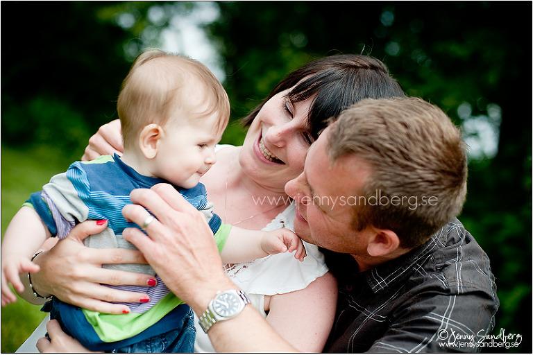 Familjeporträtt Fotograf Skåne, Fotograf Jenny Sandberg, Barnfoto