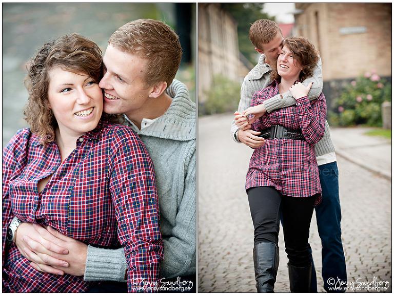 Bröllopsfotografering, Kärleksporträtt i Malmö/Lund