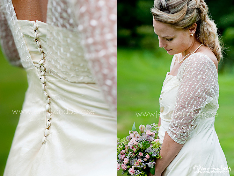 Bröllopsfotograf Skåne, Jenny Sandberg