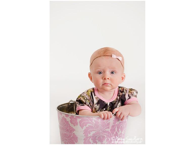 Babyfotograf Lund, Barnporträtt