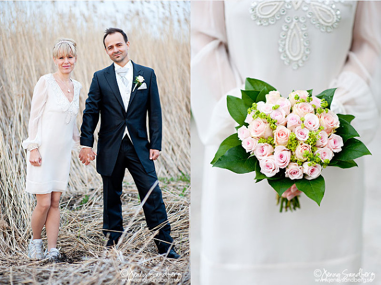 Bröllopsfotograf Lund, Bröllopsfotograf Jenny Sandberg Skåne